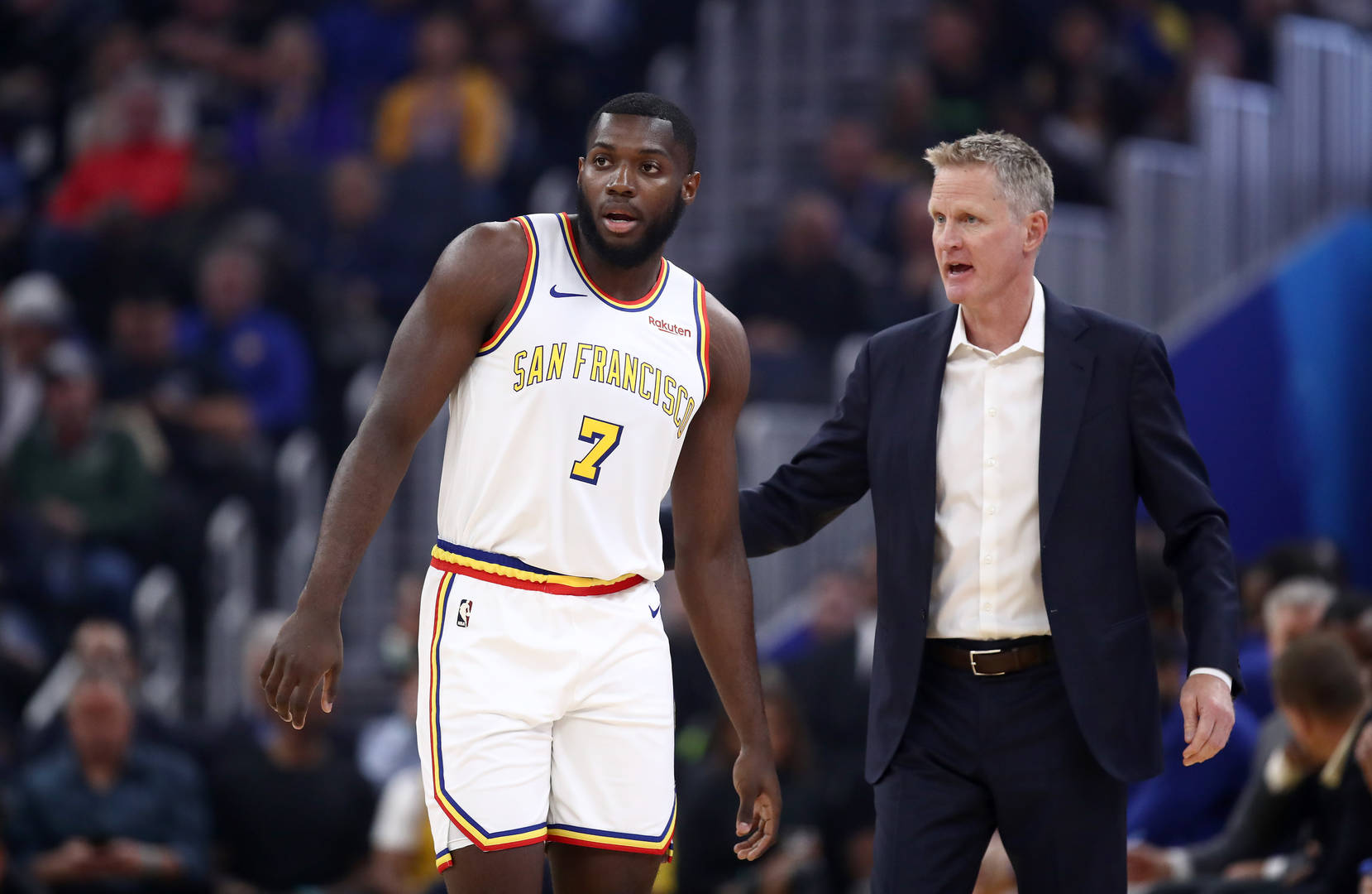 Steve Kerr Reacts To The Warriors Having The NBA's Worst Record