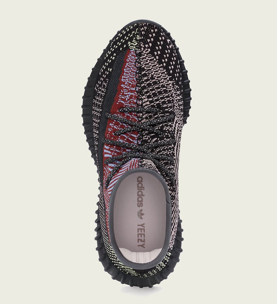 """Adidas Yeezy Boost 350 V2 """"Yecheil"""" Drops This Month: Official Photos"""