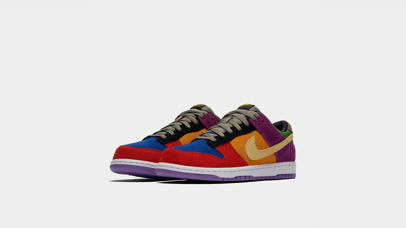 "Nike Announces Exclusive ""Viotech"" Dunk Low Will Re-Release Next Week"