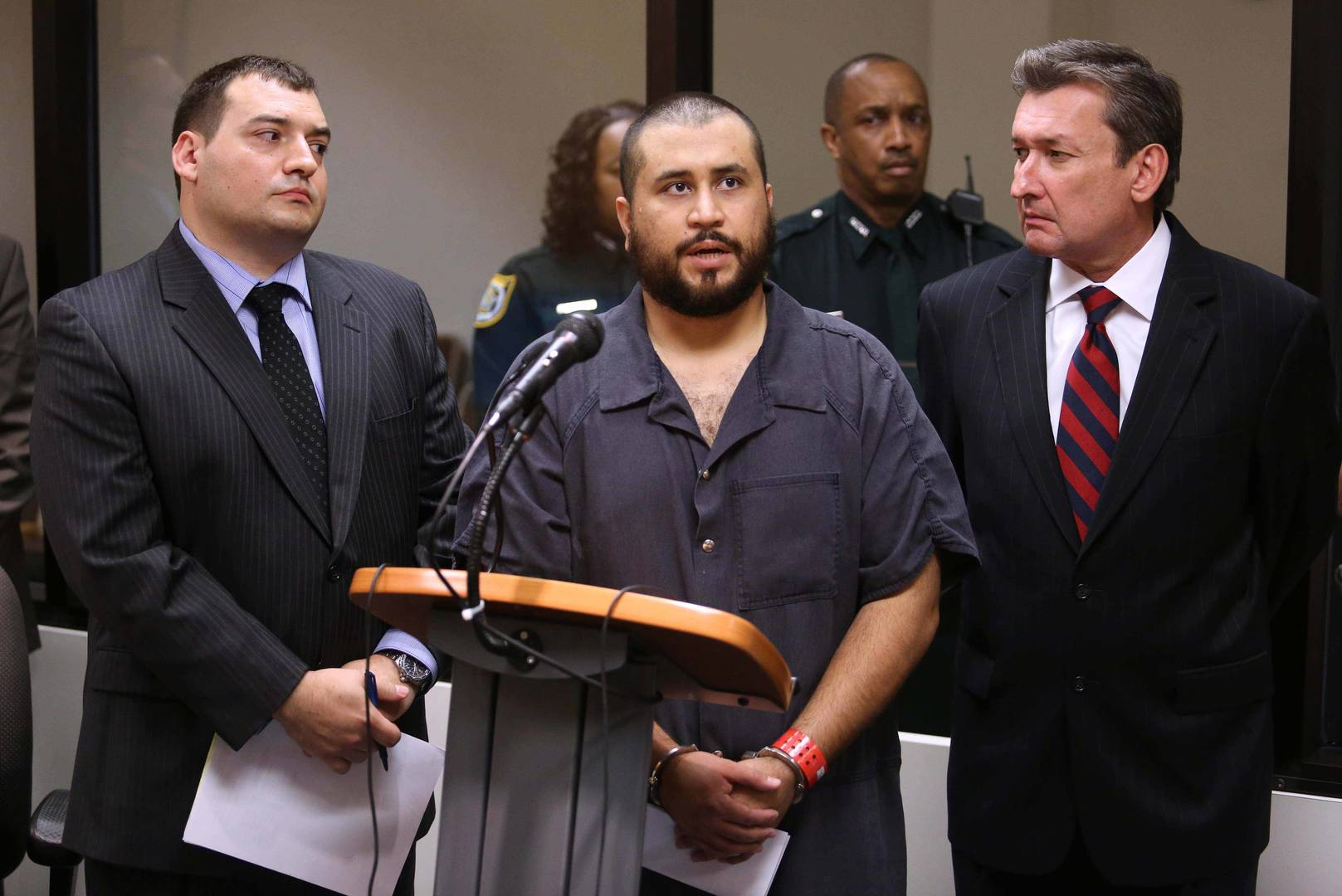 George Zimmerman Sues Trayvon Martin's Family & Prosecutors For $100 Million