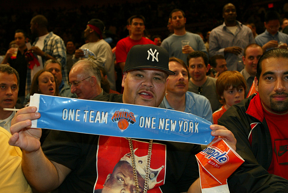 Fat Joe: KD, Kyrie 'didn't want that New York Knick pressure'