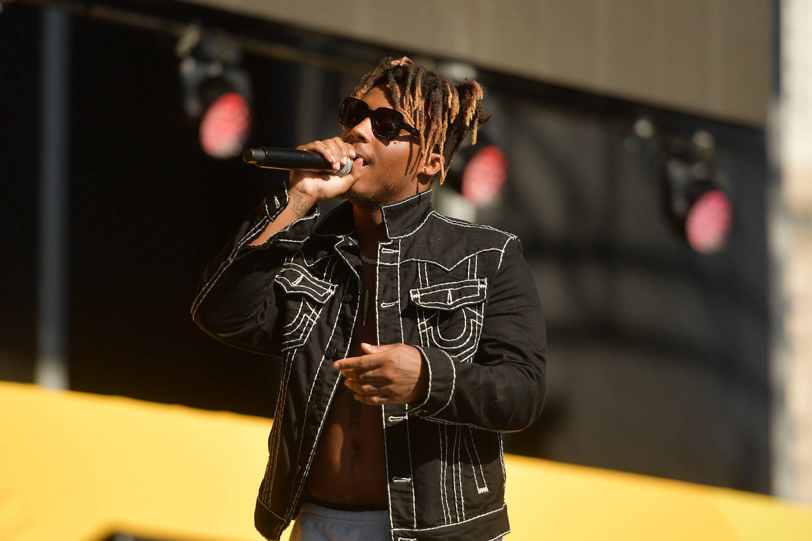 Juice WRLD dominates music streams after untimely death