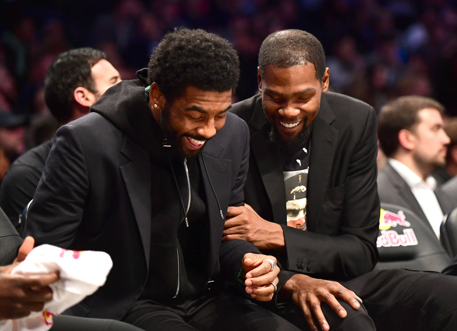 Carmelo Anthony Speaks Out On KD & Kyrie Ducking The Knicks