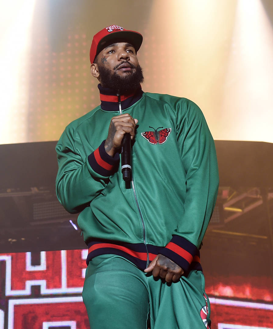 The Game Snaps At Paparazzi For Filming After Rapper Tells Them To Put Camera Away