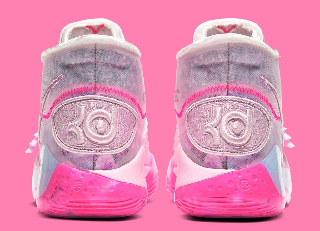 "Kevin Durant's Nike KD 12 Unveiled In Classic ""Aunt Pearl"" Colorway"