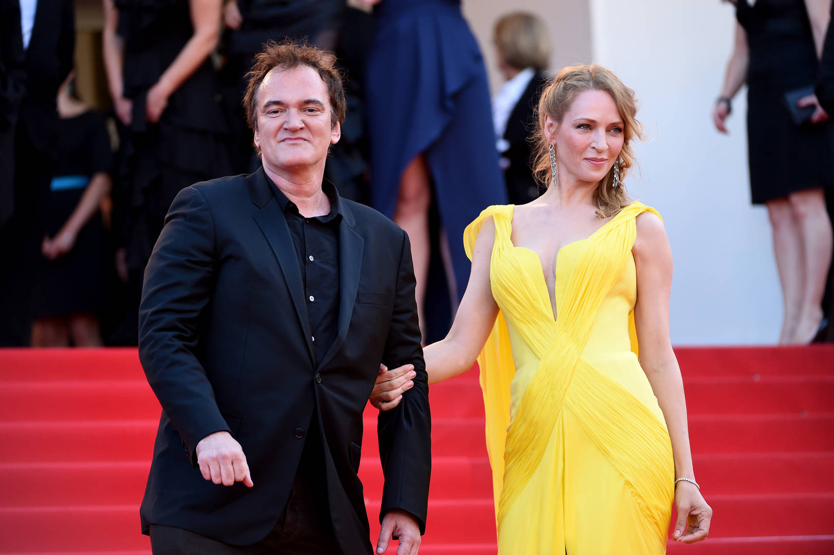 Quentin Tarantino Has Revealed He Might Not Do His Star Trek Movie
