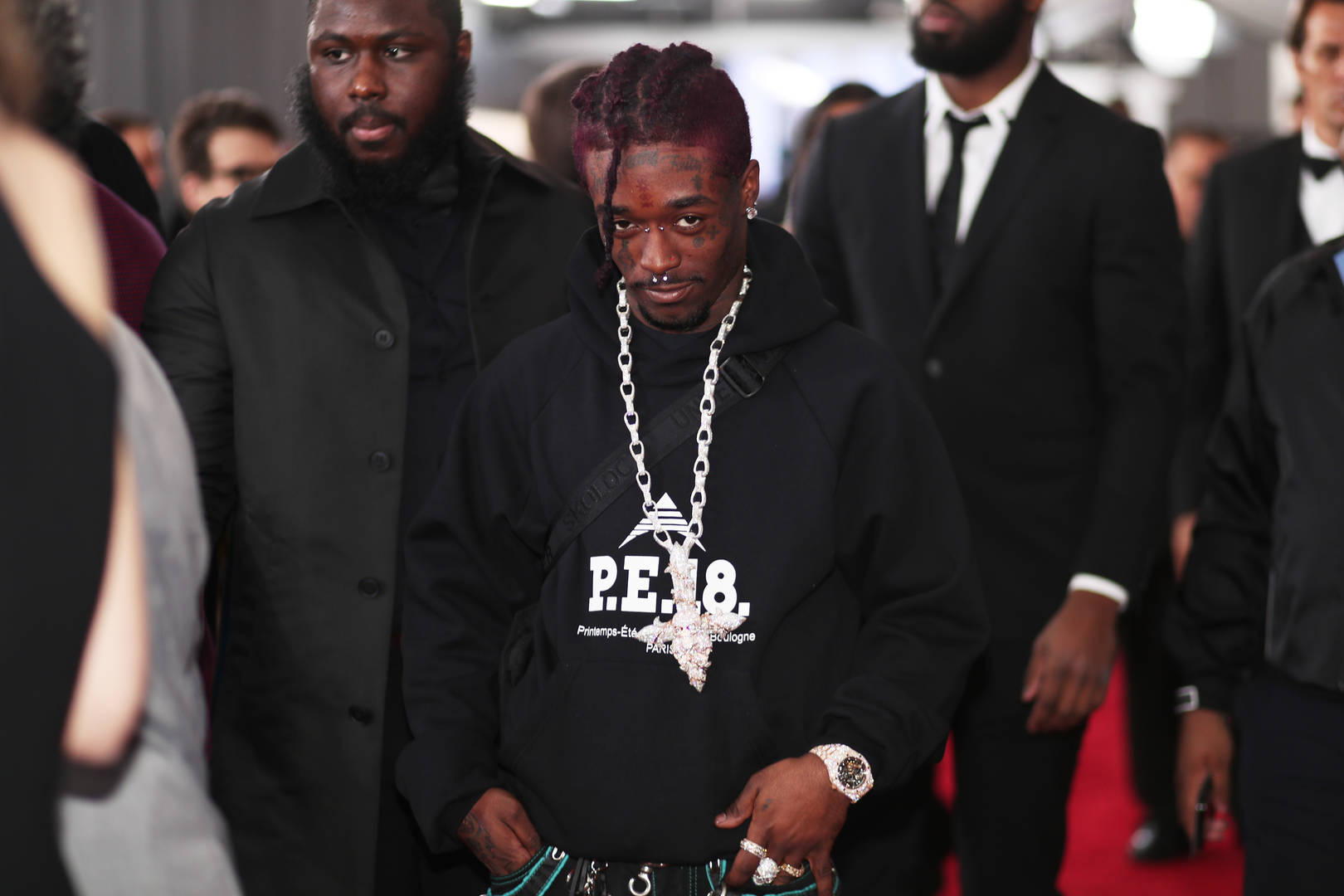 Lil Uzi Vert liberates anticipated single 'Futsal Shuffle 2020'
