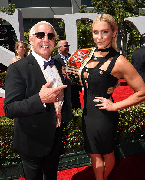 Ric Flair Isn T Happy With Wwe S Booking Of His Daughter