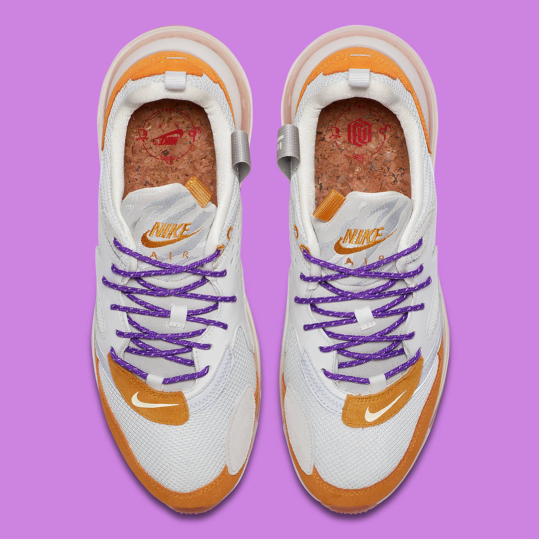 Odell Beckham Jr.'s Nike Air Max 720 Arrives In LSU Colorway
