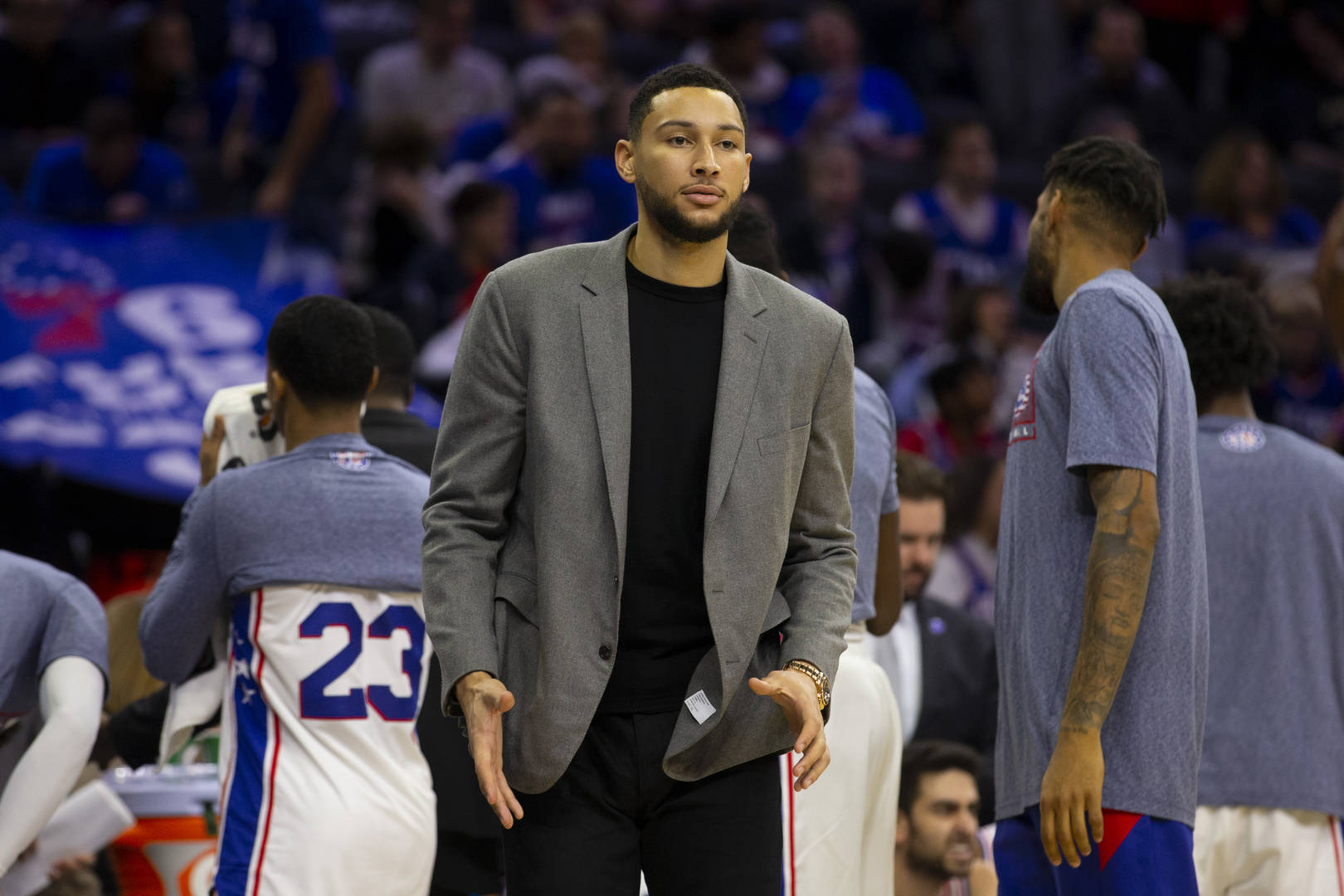 Kendall Jenner Spent New Year's Eve with Ben Simmons