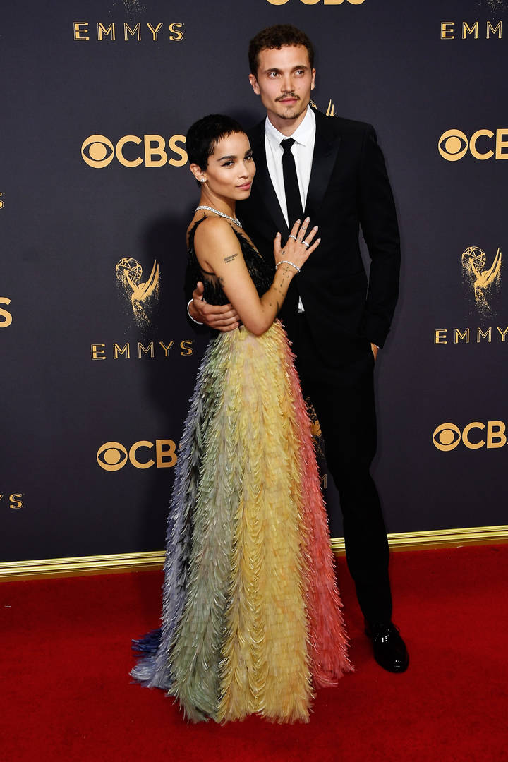 Zoe Kravitz Shares Photos Of Her Wedding Attended By Alicia