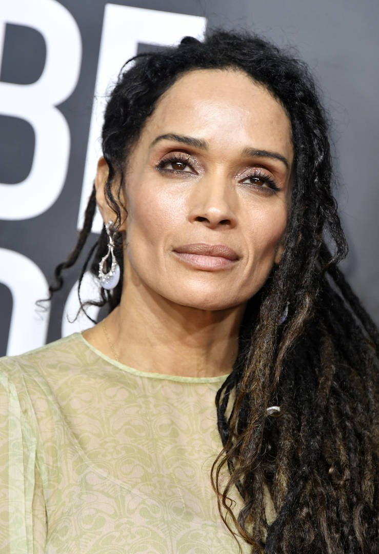 Lisa Bonet attends the 77th Annual Golden Globe Awards