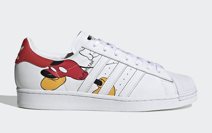 Disney x Adidas Sneaker Collection Coming Soon: First Look