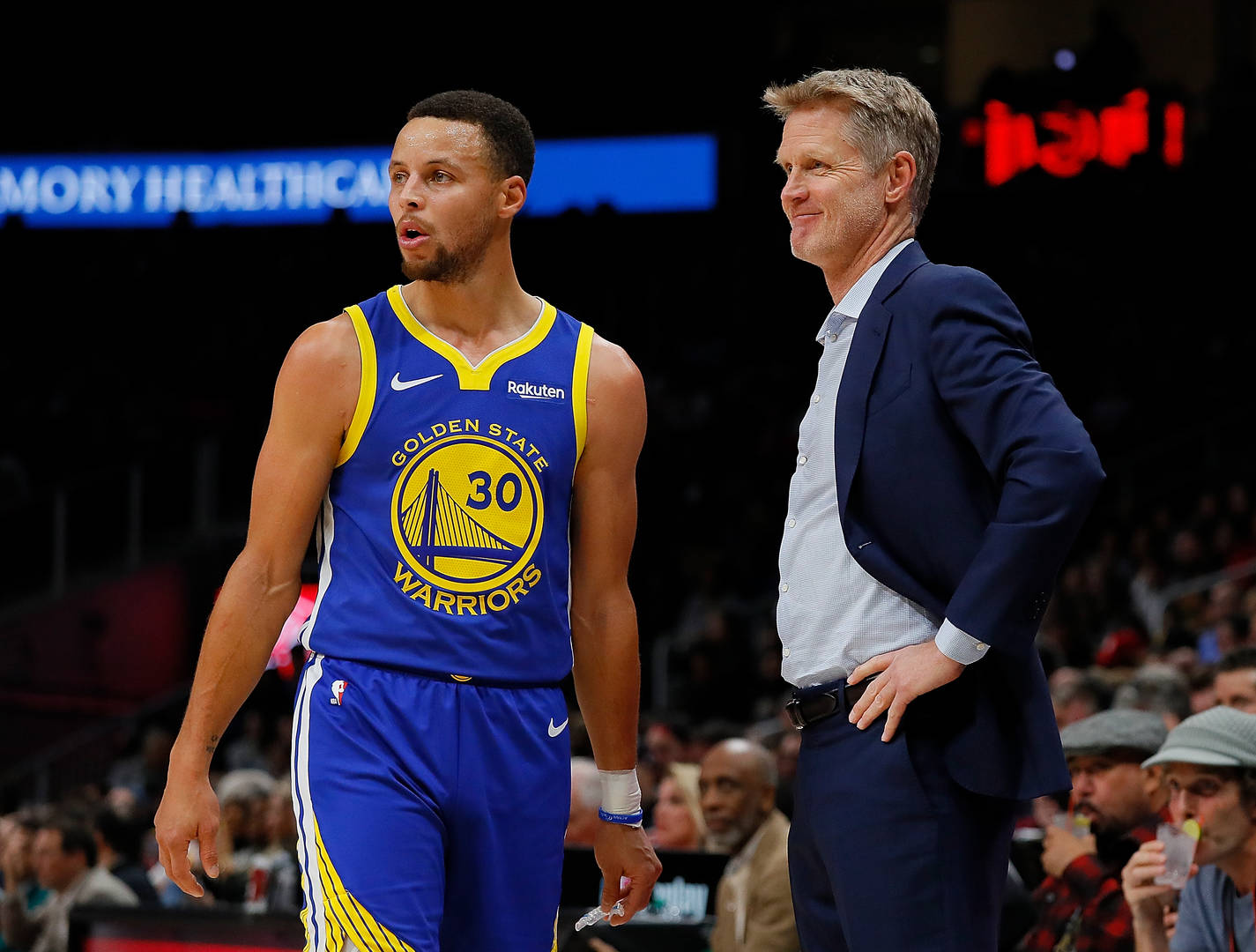 Stephen Curry Expected Back This Season