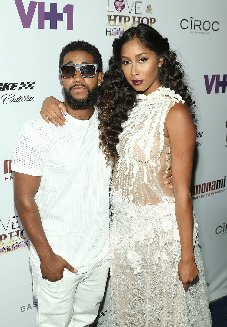 """Omarion Talks """"Miscommunication"""" With Apryl Jones: """"Some People Grow Out Of Each Other"""""""