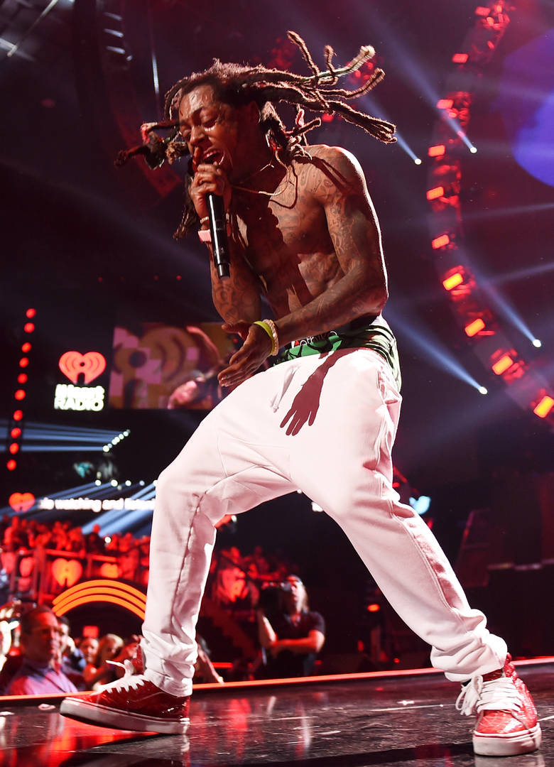 Lil Wayne Admitted To Owning Gold Pistol Found On Private Jet: Reported