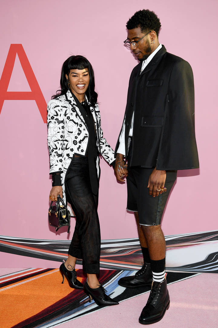 Iman Shumpert Pens Sweet Poem To Teyana Taylor While On Jamaican Vacation