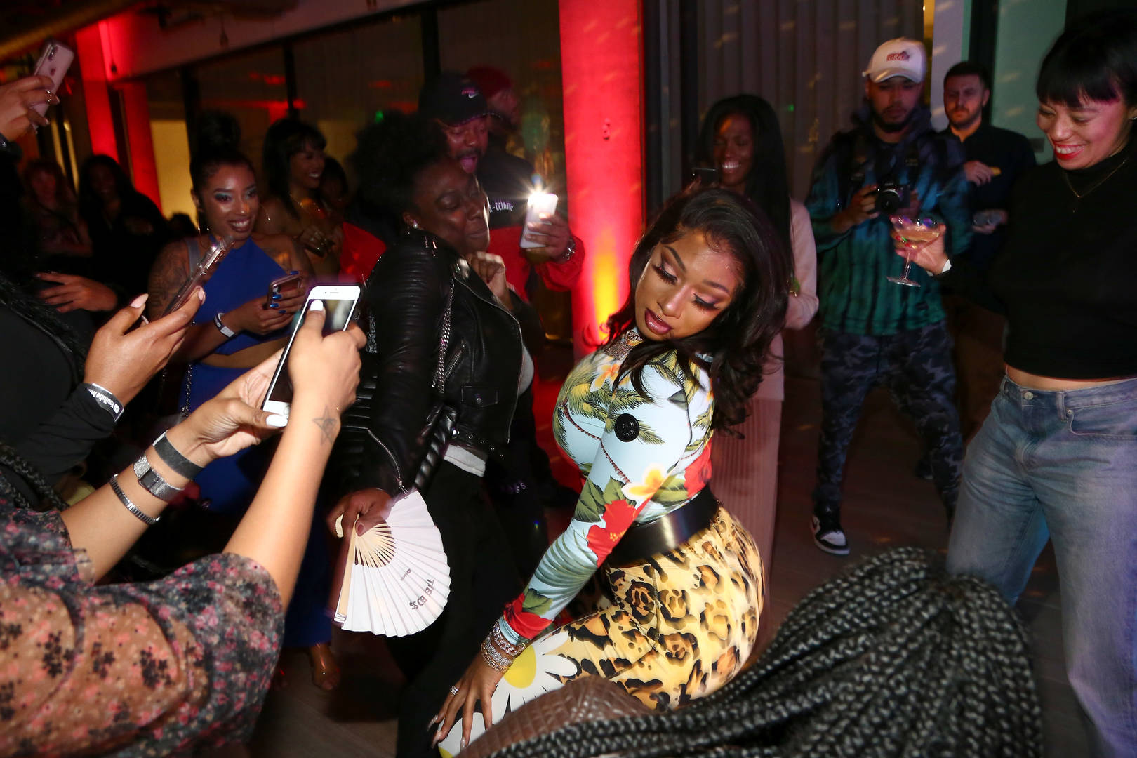 "Megan Thee Stallion's A Big Fan Of Travis Scott & Young Thug's  ""Out West"""