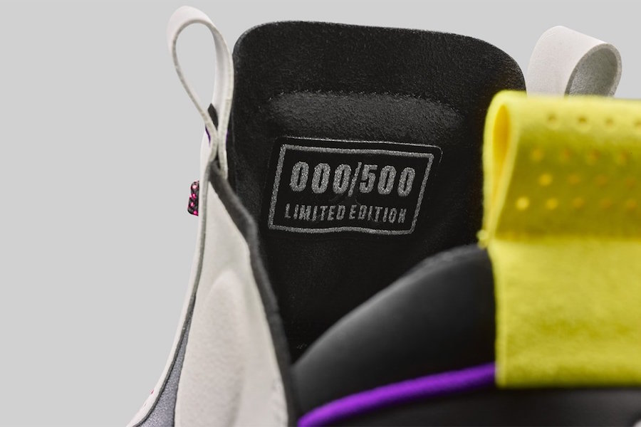 "Air Jordan 34 ""Paris"" Will Be The Most Limited Colorway Yet: Release Info"