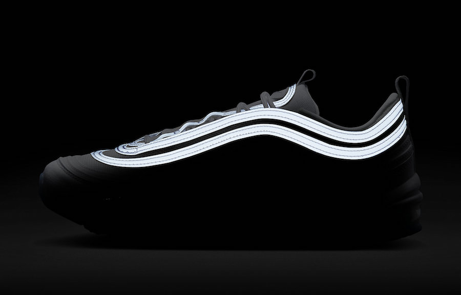 """Nike Unveils """"Fire Emoji"""" Air Max 97: Official Images"""