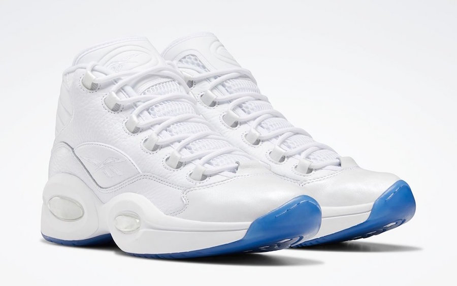Allen Iverson's Reebok Question Returns In Two Crispy Colorways