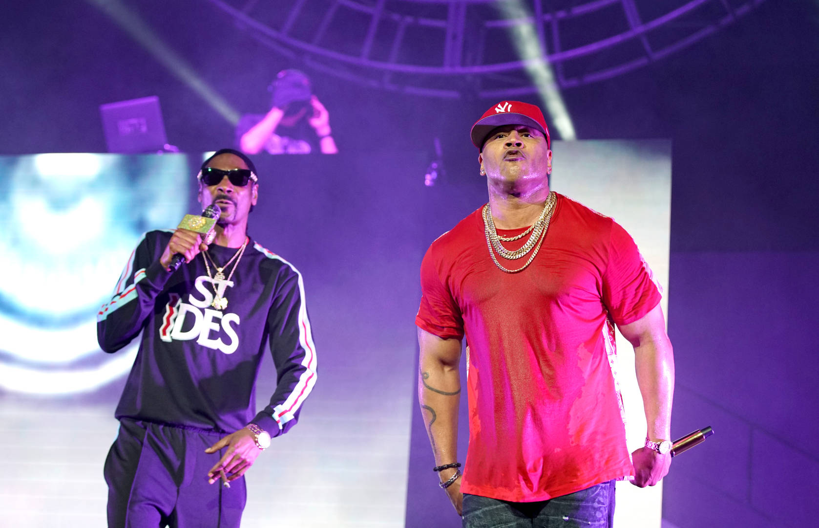 """Snoop Dogg Dubs LL Cool J The GOAT: """"He's Why I'm Still Here"""""""