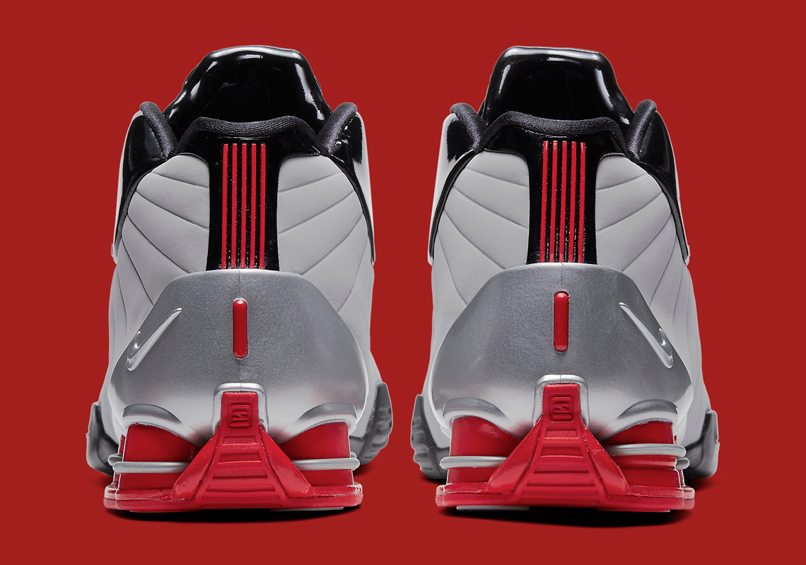 Vince Carter's Nike Shox BB4 Releasing In Slick, New Colorway