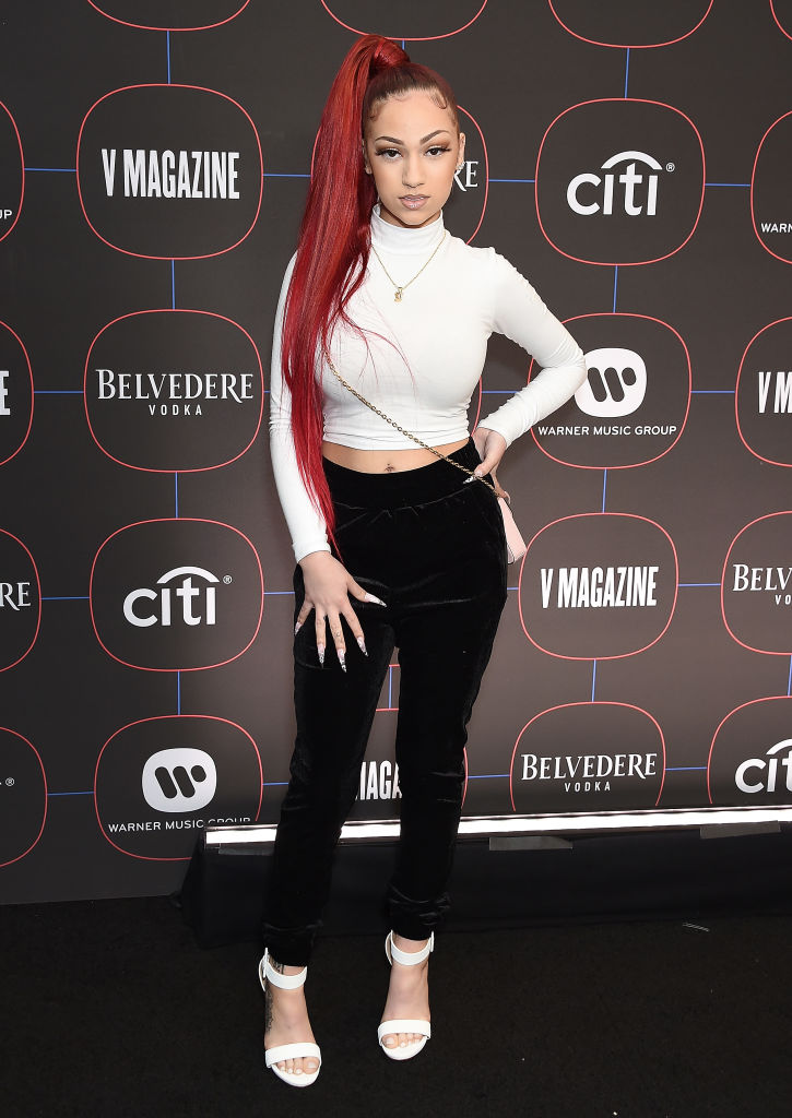 """Bhad Bhabie Goes In On Her Father: """"You Ain't Do S**t"""""""