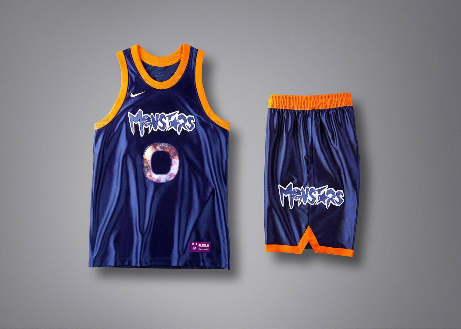 """Space Jam 2 """"Monstars"""" and """"Tune Squad"""" Uniforms Revealed: First Look"""