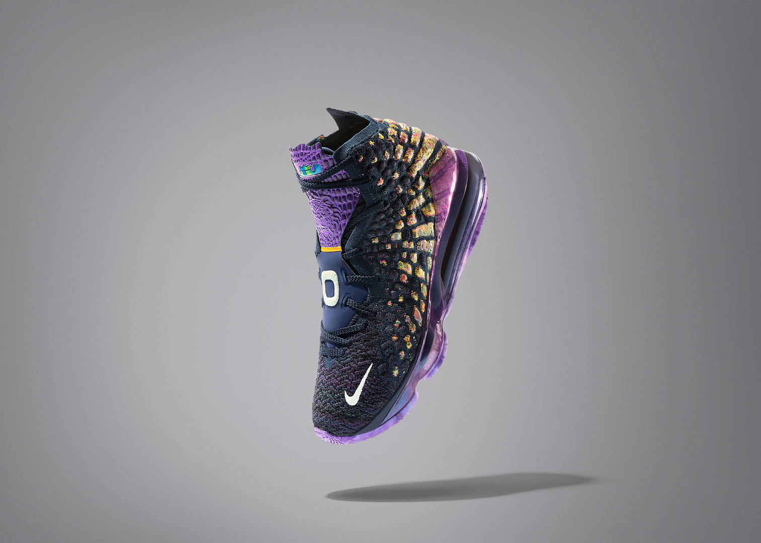 """""""Space Jam"""" Nike LeBron 17 Revealed As Part Of Nike's All Star Collection"""