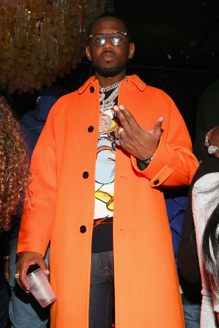 """Fabolous Reflects On Being """"Pressed"""" By Beyonce Over Solange Punchline"""