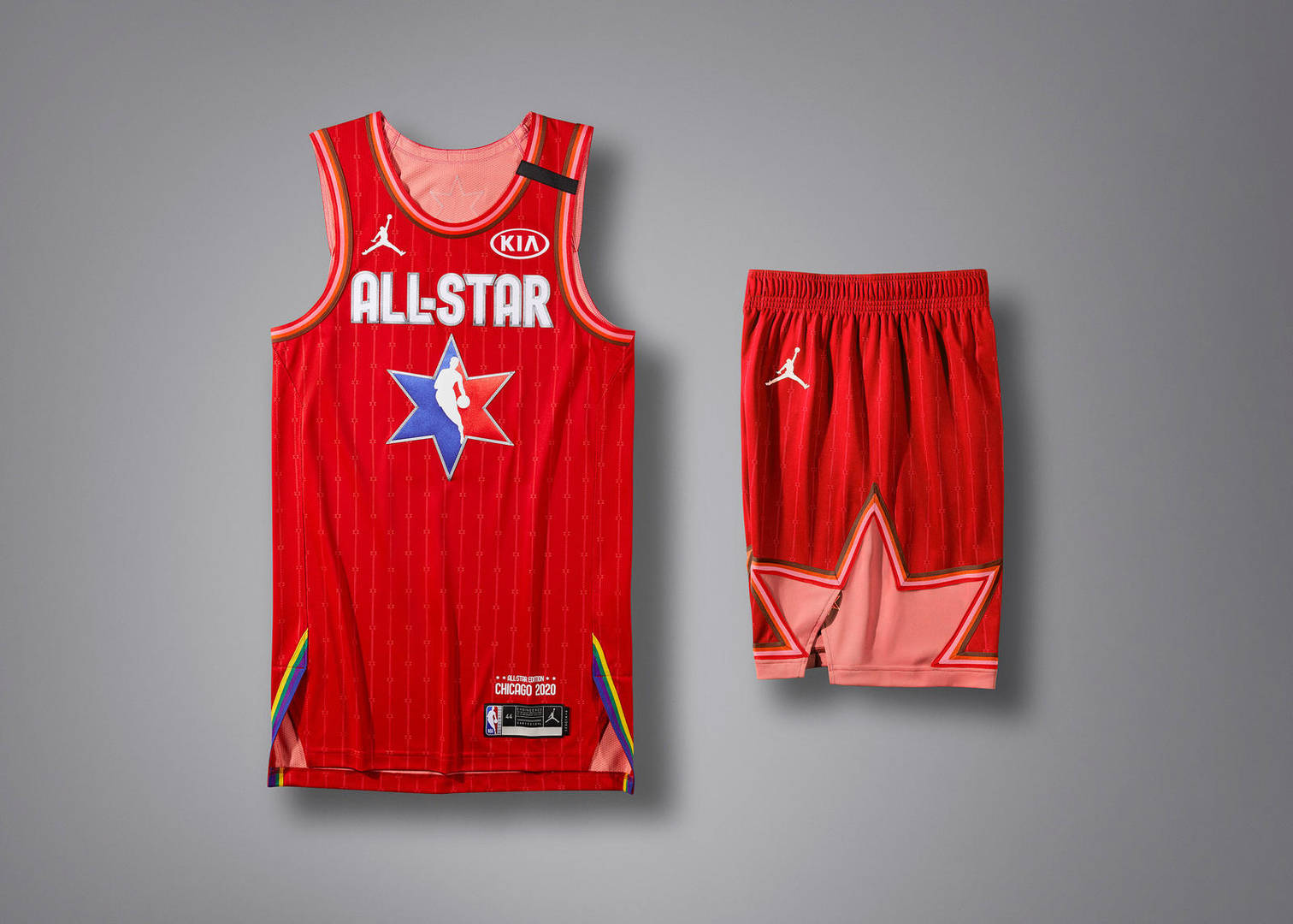 2020 NBA All Star Uniforms Revealed: First Look At The Eight Designs