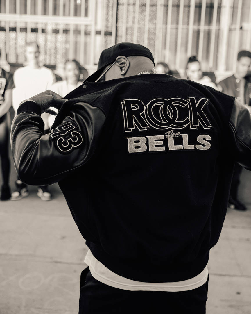 "LL Cool J Reps For Rap's Golden Era With ""Rock The Bells"" Collection"