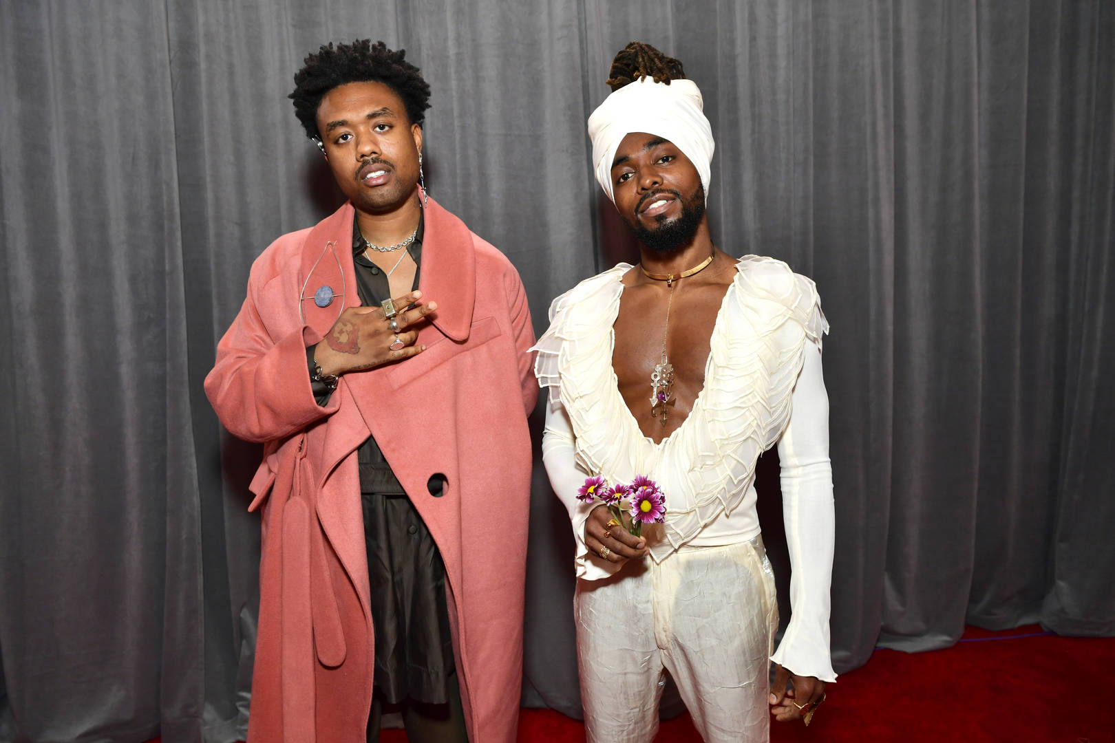 Dreamville Dominates The Grammys Red Carpet In Style