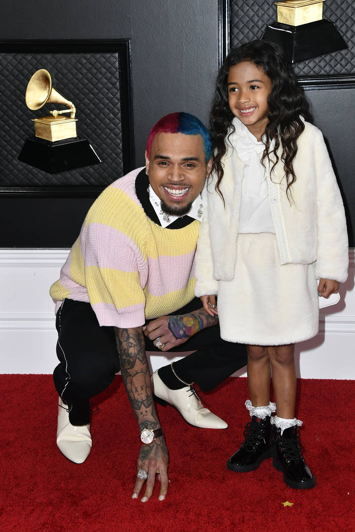 """Chris Brown Explains Why He's """"Still In Love WITH HER,"""" Fans Ponder Who He's Talking About"""