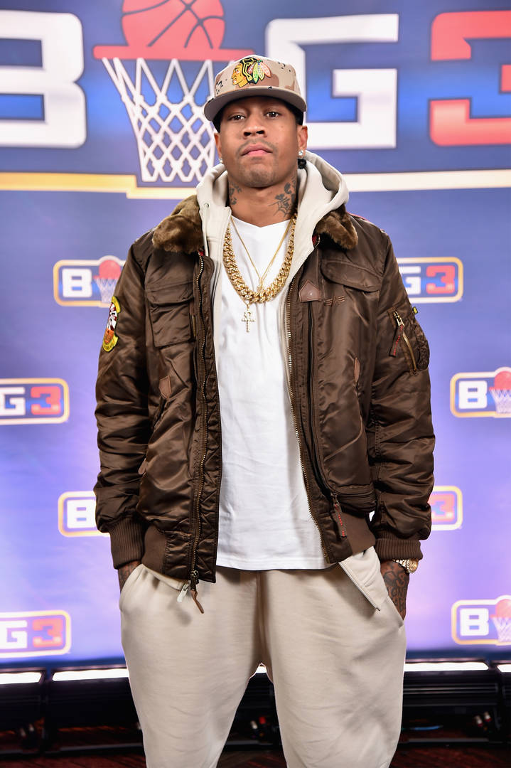 Allen Iverson's $500K Worth Of Jewelry Returned After Thief Turns Himself In To Police