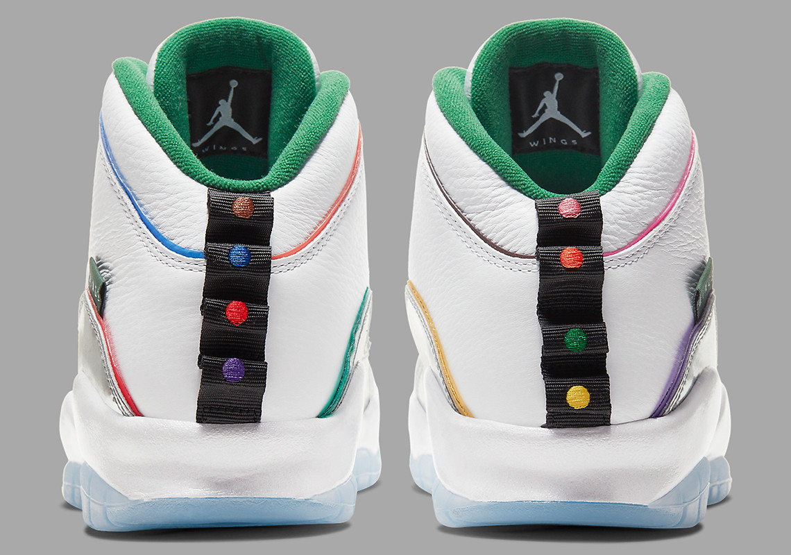 "Air Jordan 10 ""Wings"" Releasing Sooner Than Expected: New Details Revealed"