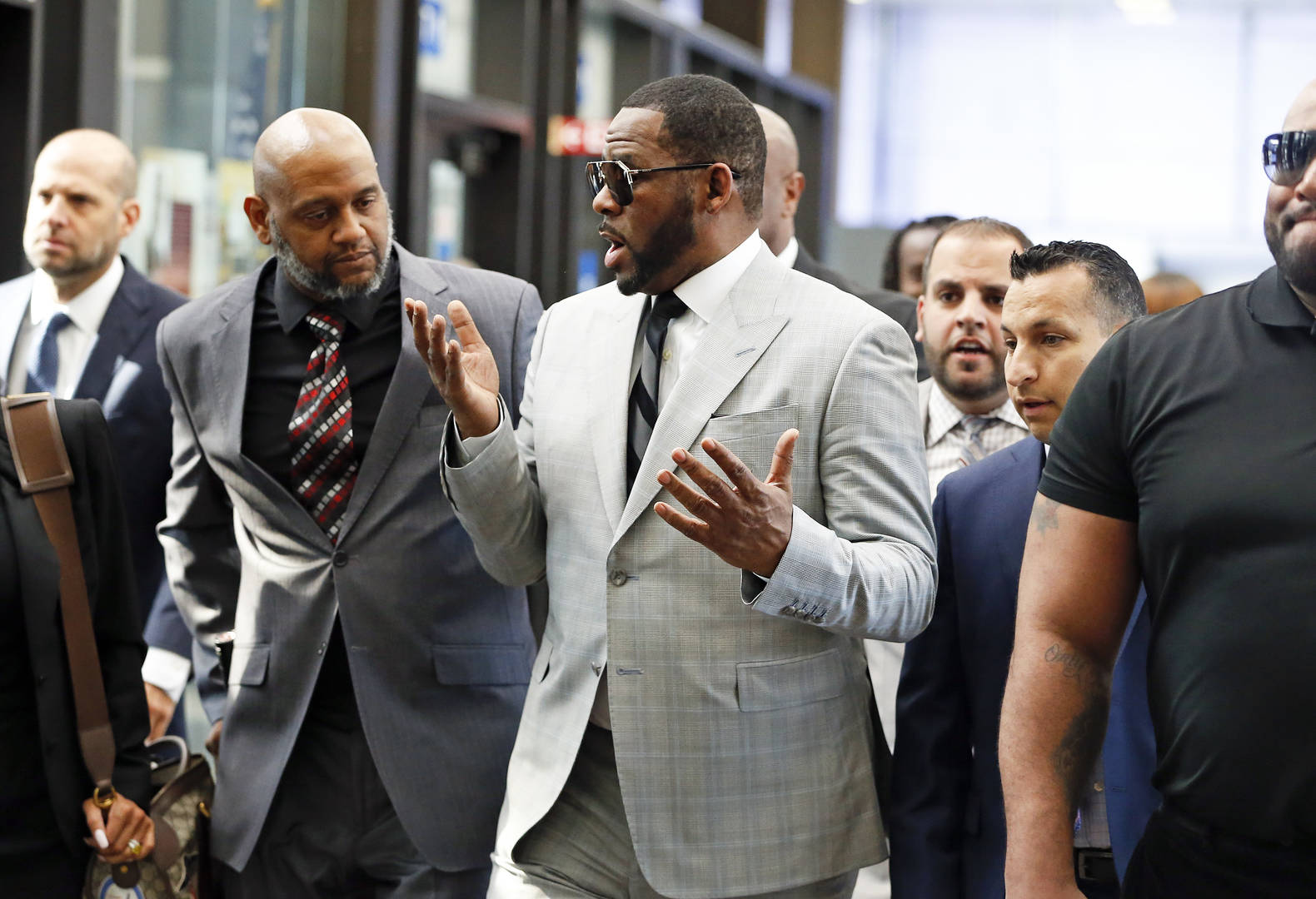 R. Kelly Gets Shut Down By Judge Again For Requesting To Skip Hearing