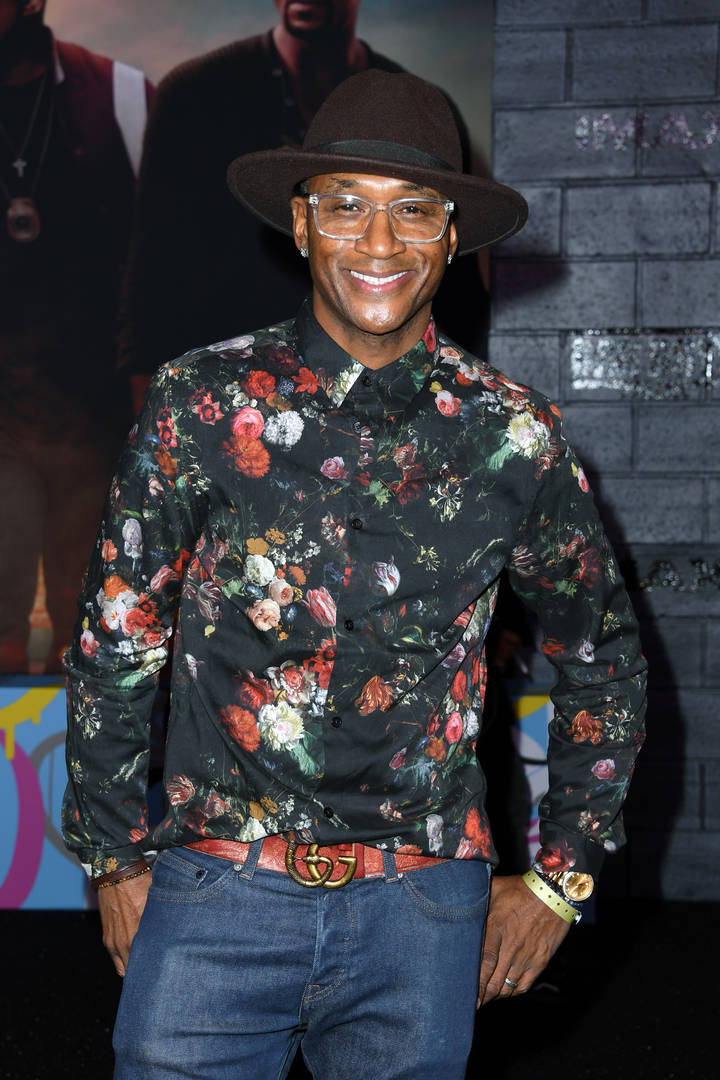 """Tommy Davidson Left """"In Living Color"""" For Rehab, Says He Would Be Dead If He Hadn't"""