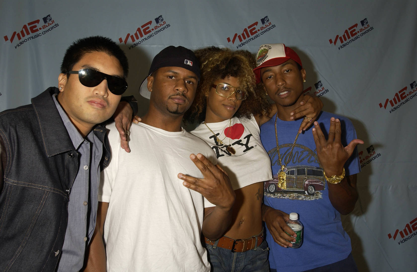 Kelis Claims Pharrell & Chad Hugo Never Paid Her For Her Neptunes-Produced Albums