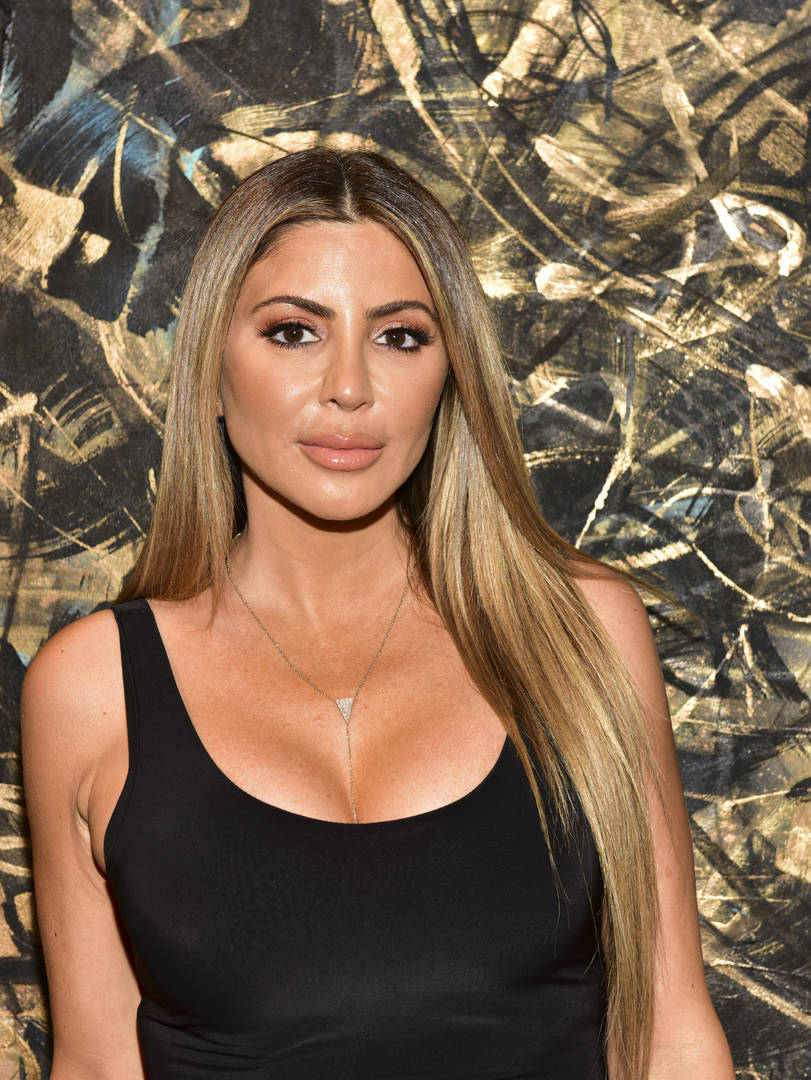 Larsa Pippen Shares Jaw-Dropping Throwback To Her 19-Year-Old Self In Red Hot Bikini