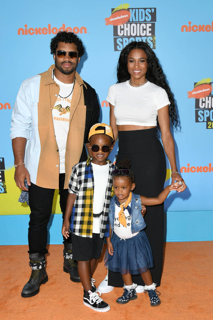 Ciara Showcases Her Growing Baby Bump As She Steps Out With Russell Wilson