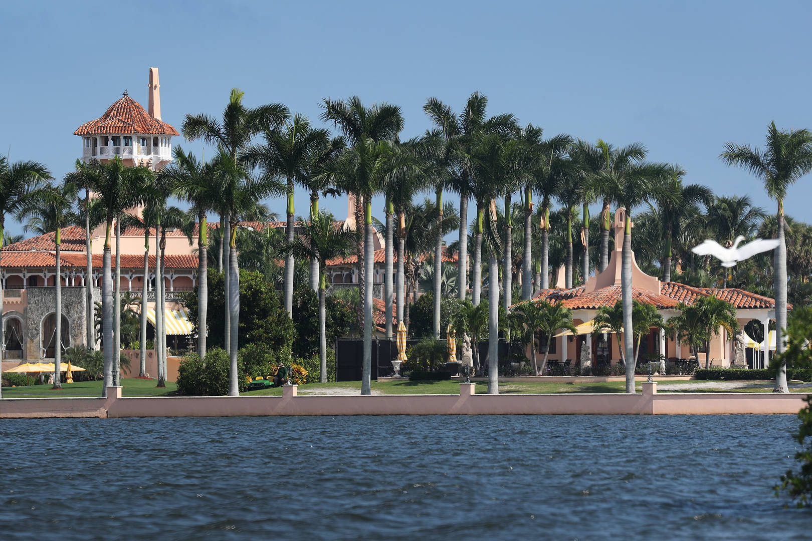 Trump's Mar-a-Lago Resort Security Breached, Police Fire Shots During Car Chase