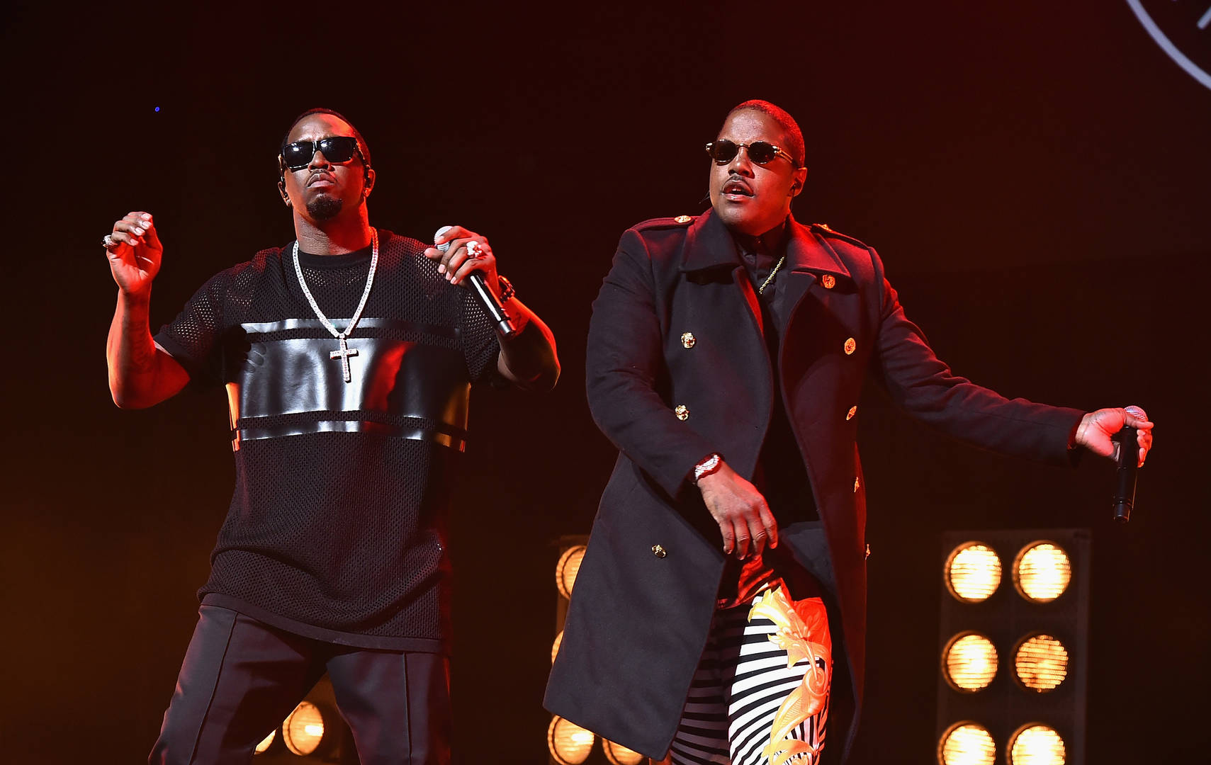 Ma$e Addresses Diddy's Business Practices Amid His Grammys Speech