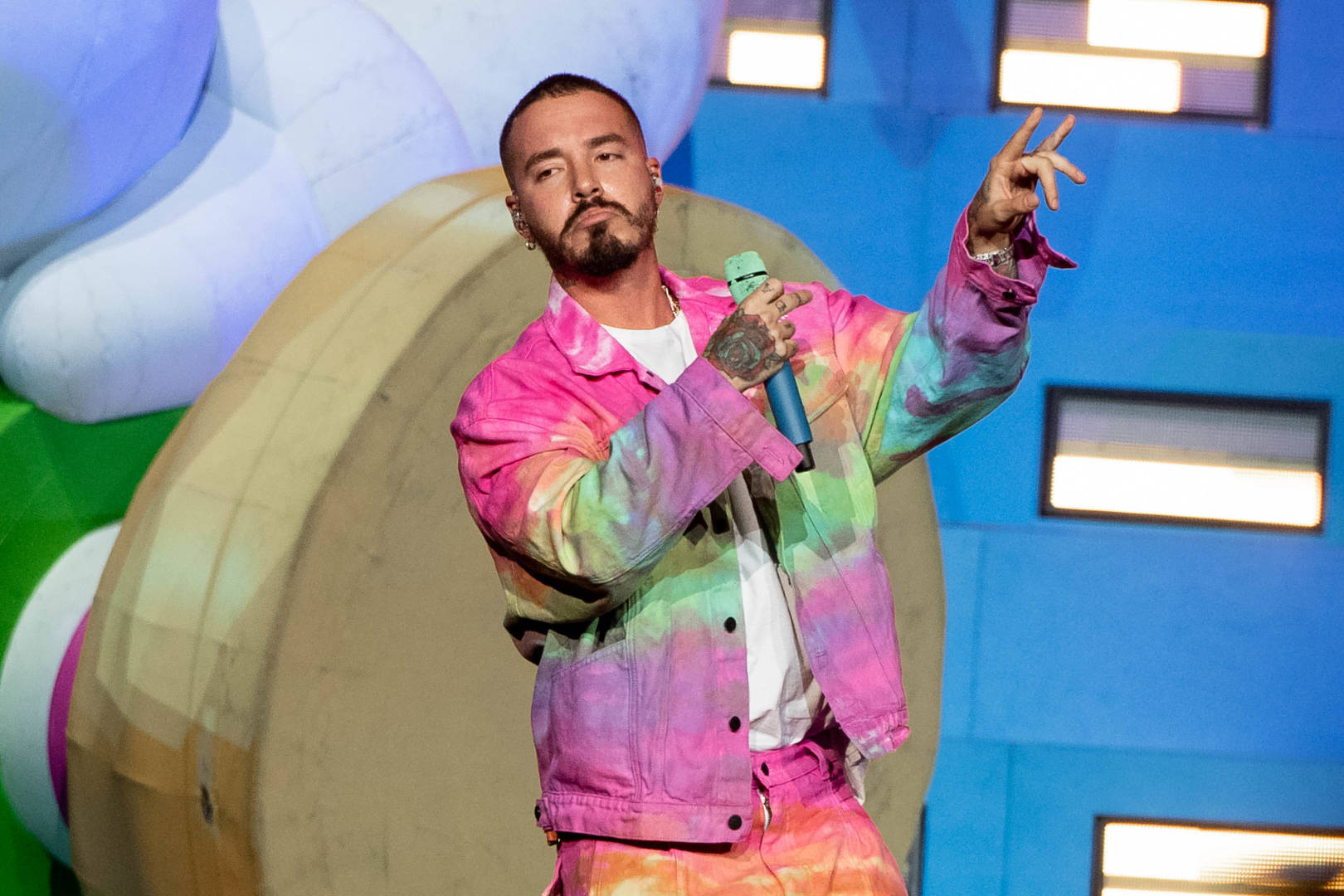 J Balvin & Bad Bunny To Perform At Super Bowl Halftime Show: Report
