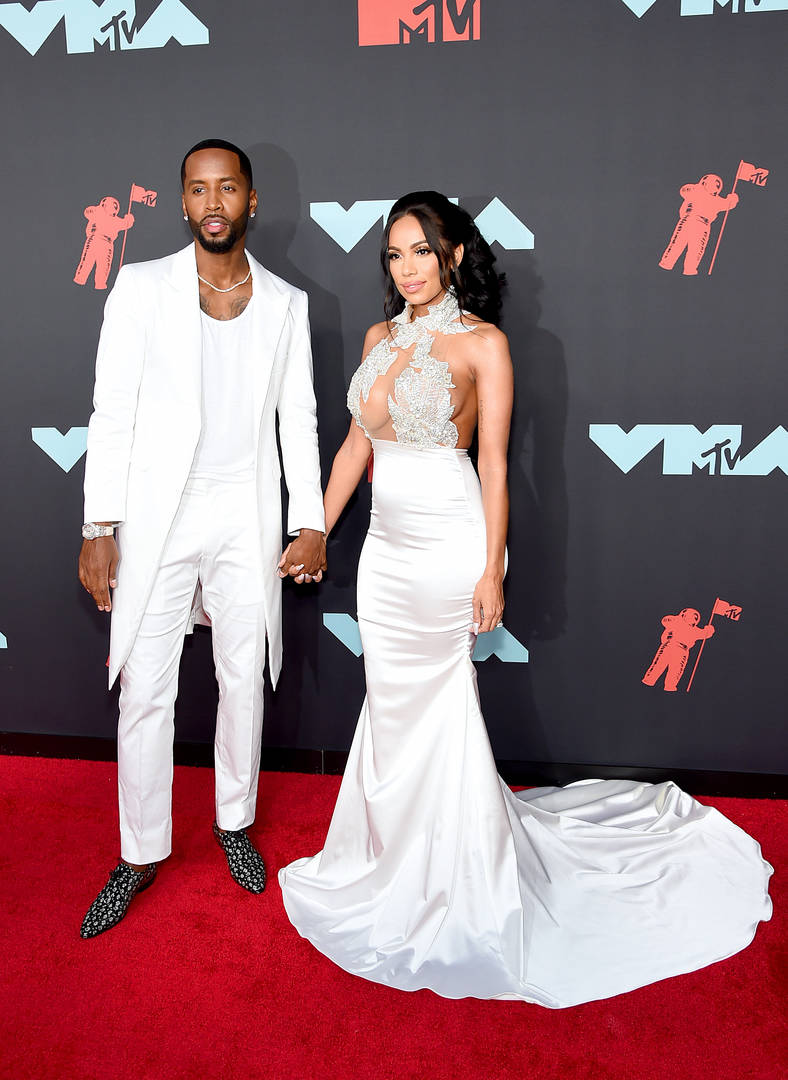 Safaree Is A Proud #GirlDad After Erica Mena Gives Birth To Daughter