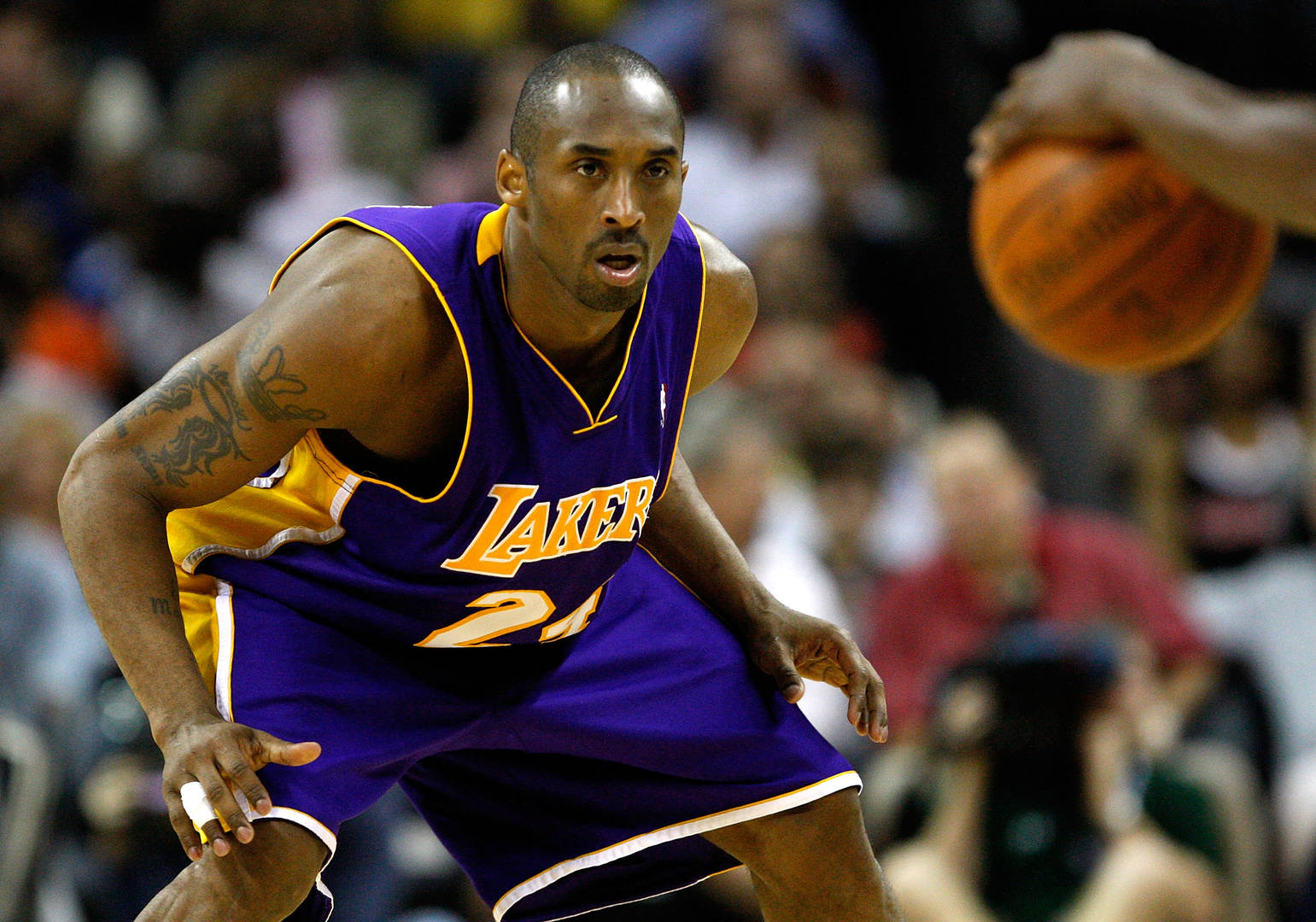 Adam Silver Comments On Kobe Bryant's Passing, Commends Players
