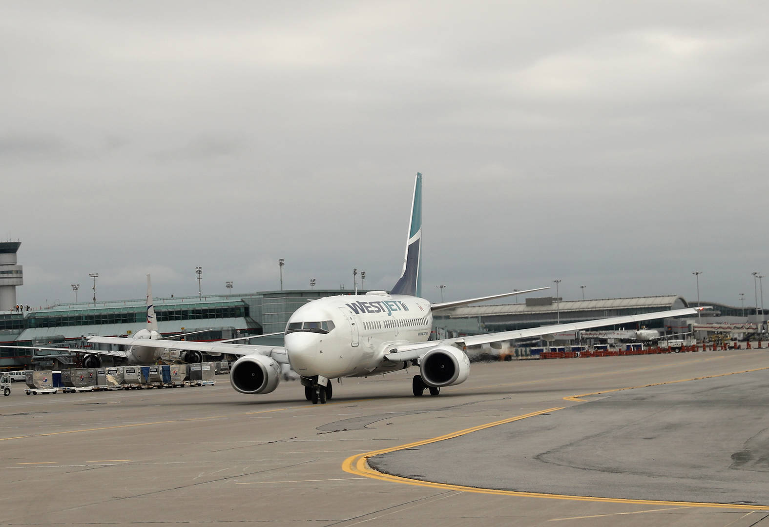WestJet flight from Toronto to Jamaica turns back after false coronavirus claim class=