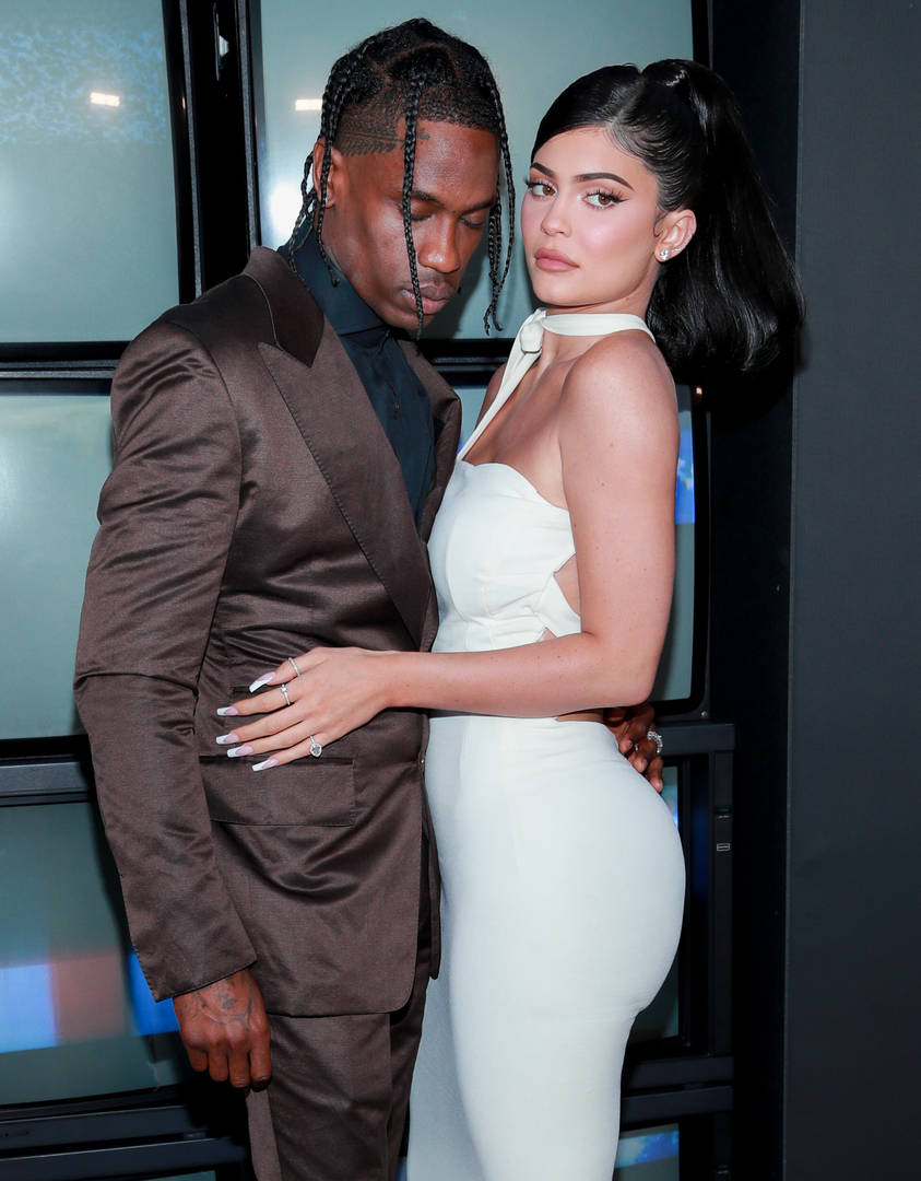 Travis Scott & Kylie Jenner May Be On The Road To Reconciliation: Report