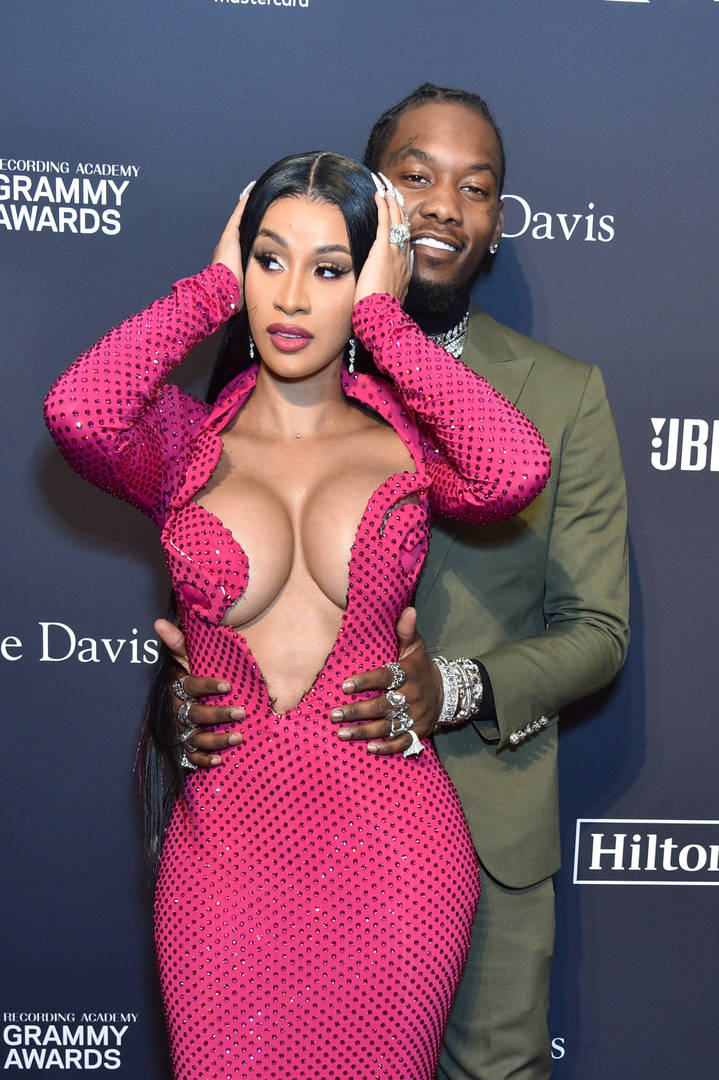 Cardi B Shows Love To Her Second Mixtape While Flexing Her Glow-Up